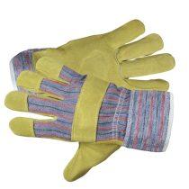 kesztyű munkához TERN, FF HS-01-004, sárga ; marhabőr |106122H|