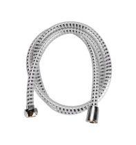 Viking zuhanytömlő, ezüst/szürke, PVC; 1,5m |630227|