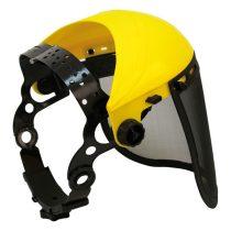 PC arcvédő pajzs, dróthálós |84525|