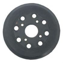 Extol tartalék gumi talp 8894201, 8894202, 407201 és POW 406 rotációs csiszológéphez átmérő: 125mm  8894202M 
