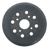Extol tartalék gumi talp 8894201, 8894202, 407201 és POW 406 rotációs csiszológéphez átmérő: 125mm