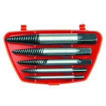 Mega csavar kiszedő szett - 3.3-19.0mm - 5 db