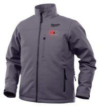 Milwaukee Fűthető kabát szürke (akku és töltő nélkül) M12 HJ GREY3-0-XL