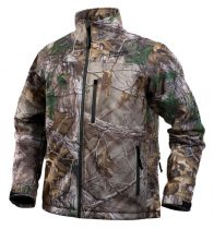 Milwaukee Fűthető kabát terepszínű (akku és töltő nélkül) M12 HJ CAMO4-0-M