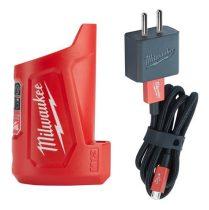 Milwaukee Akkumulátor töltő M12 TC (fűthető kabáthoz)