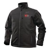 Milwaukee Fűthető kabát fekete (akku és töltő nélkül)  M12 HJ BL4-0-S
