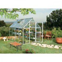Palram hybrid 180 x 250 polikarbonát üvegház