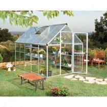 Palram hybrid 180 x 300 polikarbonát üvegház