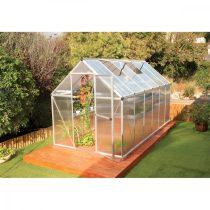 Palram multiline 180 x 370 polikarbonát üvegház