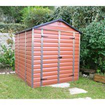 Palram Skylight 180 x 230 barna kerti ház