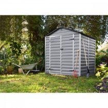 Palram Skylight 6x5 szürke kerti házak  702395 