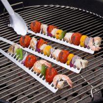 Perfect Home Fésűs grill nyárs 2 db