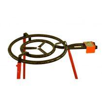 Paella gázégő M50 50 cm-es 2 körös