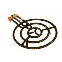 Paella gázégő M60 60 cm-es 3 körös