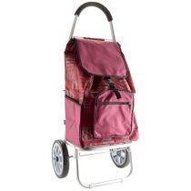 Perfect Home Bevásárló kocsi zsebes - Pink