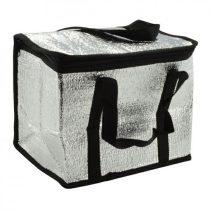 Perfect Home Hűtőtáska 28x16x23 cm - Szürke