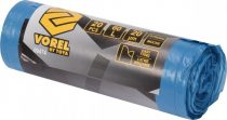 Vorel Szemetes zsák füllel 0,02 mm 60 liter (20db/cs)
