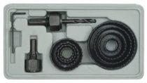 Vorel Körkivágó készlet 11 részes 19-64 mm