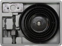 Vorel Körkivágó készlet 8 részes 64-127mm