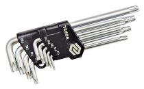Vorel Torx kulcs készlet 9 részes T10-T50 CrV