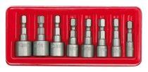 Vorel Behajtószár készlet 8 részes 5-12 mm