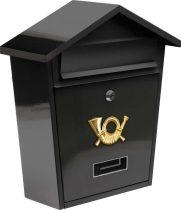 Vorel Postaláda fekete 380x320x105mm