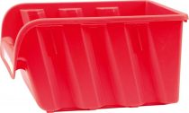 Csavartartó doboz piros P6 440x315x180 mm