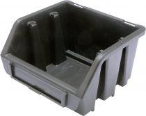 Vorel Csavartartó doboz fekete XS 116x112x75mm