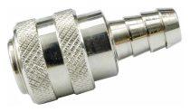 Vorel Pneumatikus tömlő gyorscsatlakozó hüvely 1/4 col csővéggel