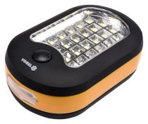 Vorel LED lámpa mágneses 24+3 LED