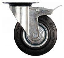 Vorel Ipari kerék forgós fékkel 100mm 60kg