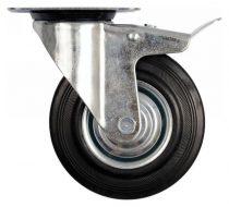 Vorel Ipari kerék forgós fékkel 160mm 130kg