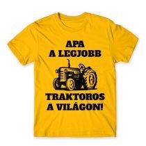 Apa a legjobb traktoros Póló