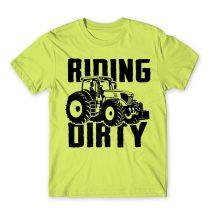 Riding dirty Póló