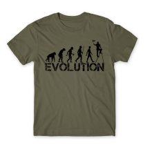 Szobafestő Evolúció Póló