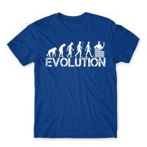 Kőműves Evolúció Póló