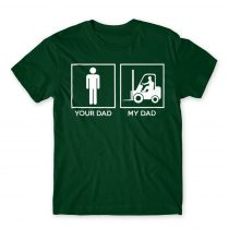 Forklift dad Póló