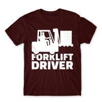 Forklift driver Póló