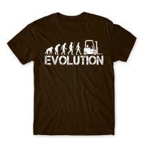 Forklift evolution Póló