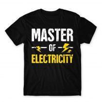 Master of eletricity Póló