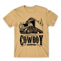 Asphalt Cowboy Póló