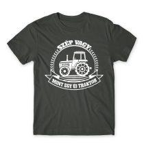 Szép vagy mint egy új traktor Póló