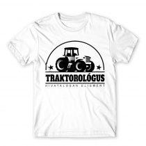 Traktorológus Póló