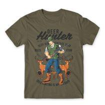 Deer hunter Póló