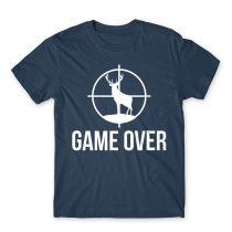 Game Over Hunter Póló