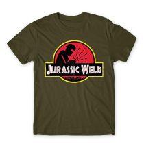 Jurassic Weld Póló