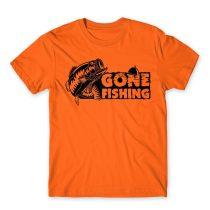 Gone Fishing Póló