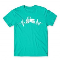 Tractor Heartbeat Póló