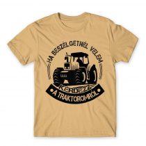 Kérdezz a Traktoromról Póló