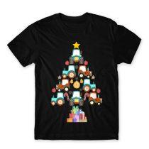 Karácsonyfa - Traktor Póló